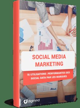 Social Media Marketing - 15 utilisations performantes des Social Data par les marques
